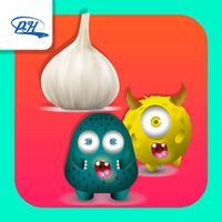 Avoid the Garlic - Cute Monsters Adventures