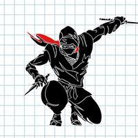 A Scribble Ninja Run Free
