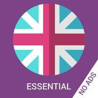 Essential Words - Vocabulary flashcard english