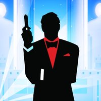 Agent Run And Dash In Vector City 2 - Best vector game for iPhone (Pro)