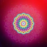 Rangoli - Learn Color Design with Video