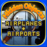 Hidden Objects Airplanes & Airports Object Time