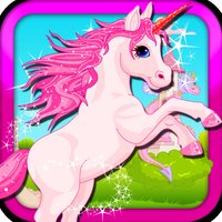 A Unicorn Fantasy FREE - A Fairy Kingdom Castle Adventure Game