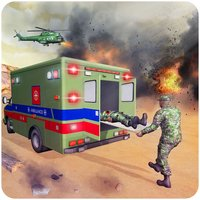 US Army Ambulance Rescue Game
