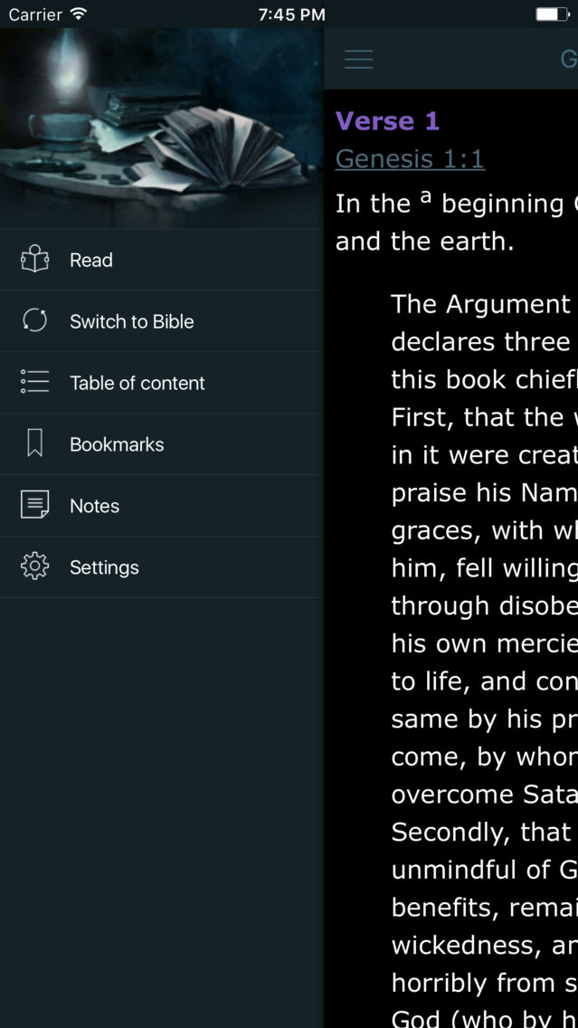 Geneva Study Bible And King James Audio Version App For