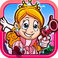 A Princess Gymnastics Fashion Girly Run - play 3d run-ing & shoot-ing kids games for girls