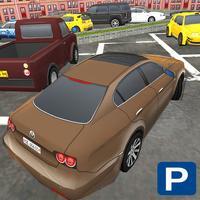 Impossible Car Parking Simulator: Driving School