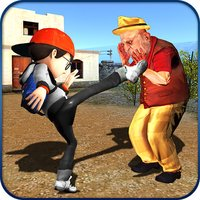 Street Hero Epic Kid Fighter