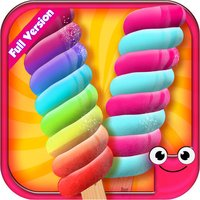 iMake IcePops-Food Games Popsicle Maker for Kids