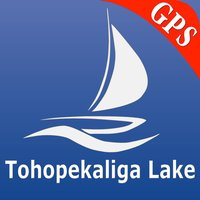 Lake Tohopekaliga GPS Charts