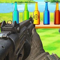 Modern Sniper Bottle Shooter