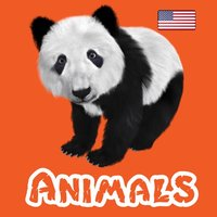 Animals & Animal Sounds Kids Toddlers Zoo App US-F