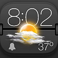 Weather Clock: Forecast, Alarm