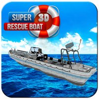 Super Rescue Boat 3D