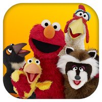 Elmo's Animals: A Sesame Street S'More App