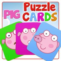 Pig Puzzle Cards