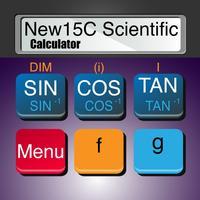15C Calculator RPN Scientific