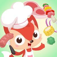 儿童游戏 - 狐涂涂培养宝宝烹饪能力