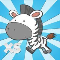 Little Zebra Shopper XS