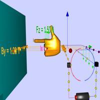 DC Motor 3D Simulator Lab Pro