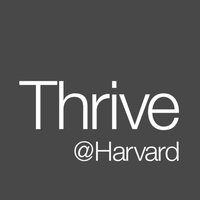 Thrive@Harvard
