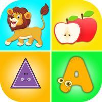 Preschool Animal Match Puzzle