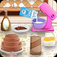 Cooking Chocolate Cake Bakery