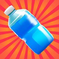 Water Bottle Flip Trick Shot 2 - Amazing Challenge