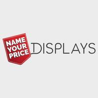 Name Your Price Displays