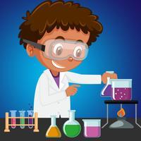 School Science Story