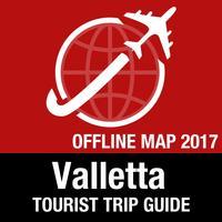 Valletta Tourist Guide + Offline Map