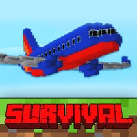 Aircraft Survival: Flight Simulator Planes Game
