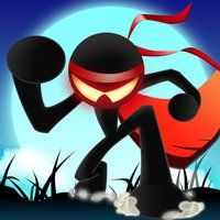 Stickman Revenge3-Ninja Street Fight