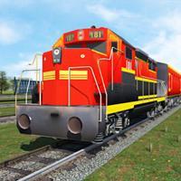 Train Racing Simulator 2020