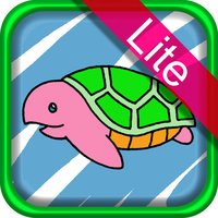 Aquarium Coloring for Kids Lite : iPhone edition