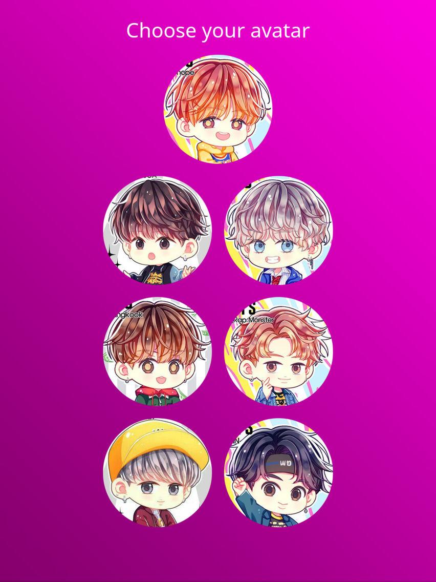BTS Dancing Line App for iPhone - Free Download BTS Dancing