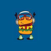 Hamburger-Emojis Stickers