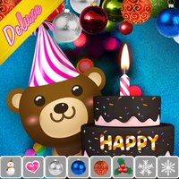 Happy Birthday Cake(Deluxe):Birthday Candles