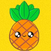 Pen Pineapple Emoji Stickers