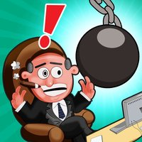 A Mad Office Party Revenge FREE - The Angry Jerk Boss Attack Game