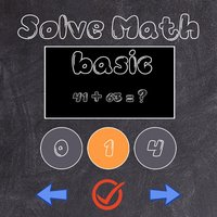 Solve Math Basic