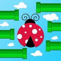 Flap Flap LadyBird