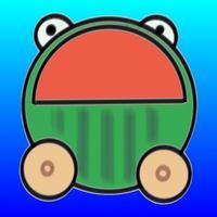 Endless Magic Rain: Feed Frog Free