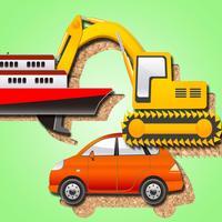 QCat - Vehicle puzzle game