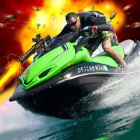 Jet Ski Death Race - Top Free 3D Water Racing Game