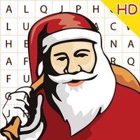 Santa Claus Xmas Word Search Pro Colorful+Unlimited HD