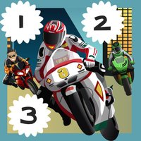 123 Counting Crazy Motor-Bikes for Kids