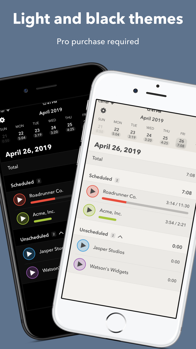 Manifest Smart Time Tracker App for iPhone - Free Download