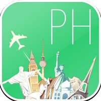 Philippines Offline map & flights. Airline tickets, airports, car rental, hotels booking. Free navigation.