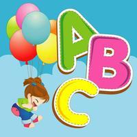 Alphabet Learning  Letter Writing ABC for Kids